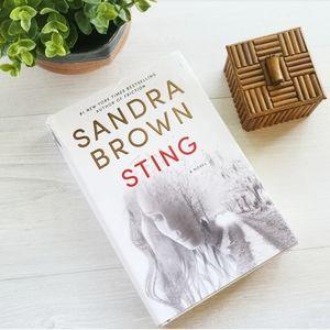Novel Sting Book by Sandra Brown Thriller